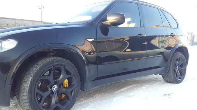 Нанопокрытие BMW в Иваново