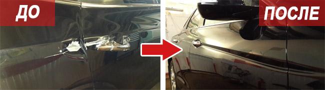 Кузовной ремонт авто в Иваново