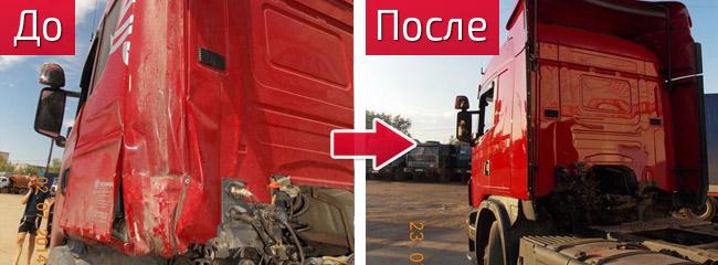 Кузовной ремонт коммерческого транспорта в Иваново