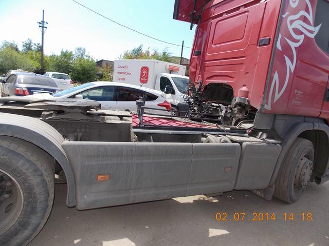 Кузовной ремонт грузовиков в Иваново
