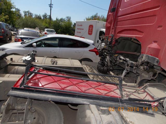 Кузовной ремонт коммерческого транспорта