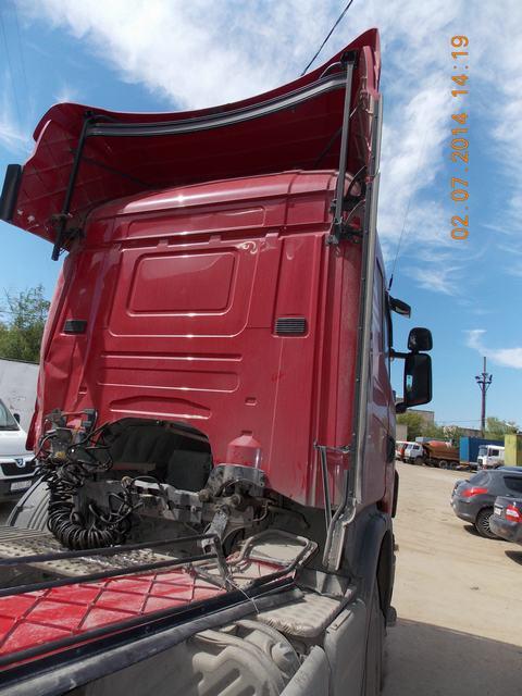 Кузовной ремонт Скания в Иваново