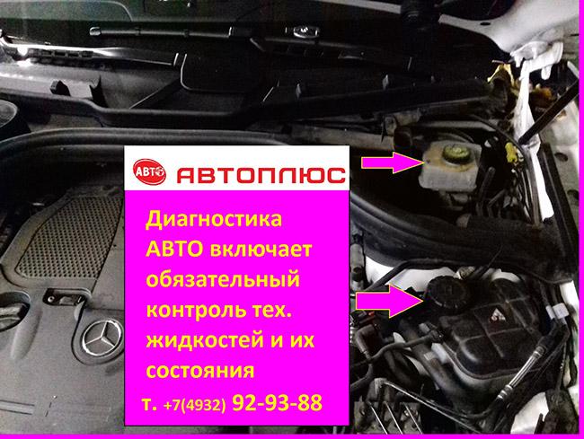 Диагностика автомобиля Иваново
