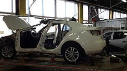 Сложный кузовной ремонт КИА Иваново