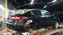 Кузовной ремонт в Иванове