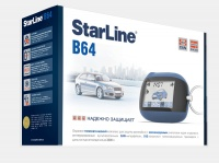 Сигнализация StarLine Twage B64 CAN